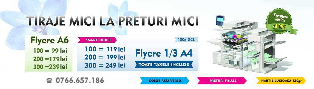 Super oferte print digital si tipar offset